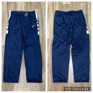 Nike Basketball Elite Navy Pants, Women's Size XXL